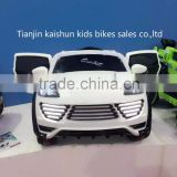 New model Kaishun automatic baby dc motor toy car for sale