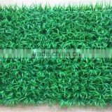 Ornaments Type and Plant type grass mat and panel for indoor and garden landscaping