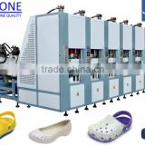 Factory EVA Crocs Machine \Shoes Equipments\Maquina Crocs EVA \ EVA Sole Sandals Machine JL-198