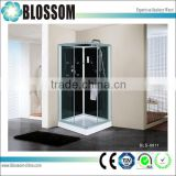 customized square shower room freestanding spare parts shower enclosure