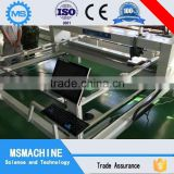 High effiency straight line quilting machine