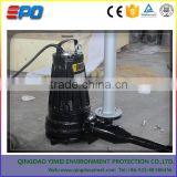submersible Air injector jet aerator for high efficiency oxygen dissolving                                                                         Quality Choice