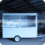 2013 Beautiful Mobile Tricycle Electric Crepe Food Van for Sale, Bakery Equipment Factory XR-FV300 A