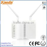 802.11b/g/n 300M ADSL modem router with 4-Port Switch , QOS,WPS,TR-069 KW5813