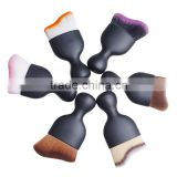 Multicolor soft brush cute design custom makeup brush                                                                                                         Supplier's Choice