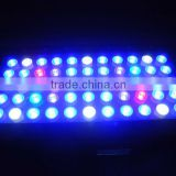 120W Dimmable Fish Tank Coral Reef LED Aquarium Light +Lenses D120