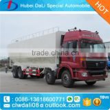 howo sinotruck foton dongfeng 8*4 bulk feed delivery truck, 30 cbm bulk feed truck, 15 ton bulk feed trucks for sale