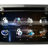 Opel zafira car gps dvd player with CE/ROHS certificates