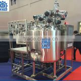 Liquid Detergent Making Machine/Liquid Soap Mixer/Shampoo Production Line