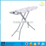 Various folding ironing board with step ladder, folding chair ironing board, portable ironing board