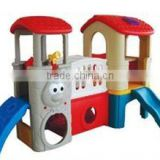 Rotational mould outdoor playground toys, amusement park play slide, children playground
