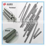 Tungsten carbide blank/well polished round rod/bar                                                                         Quality Choice