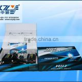 HID Xenon kit H4-3 single beam +801 box HID AUTO CAR lamp HID KIT 12v 35w 55w color 3000k,4300k,6000k,8000k,10000k,12000k