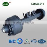 Brushless motor rear axle for electric car motor truck axle with high quality