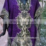 NEw african printed girls wear casual wear & kaftan dress / Nightwear kaftan & evening dress in summer wear