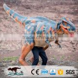 OA3155 Artificial Moving Adult Robot Rubber Dinosaur Costume