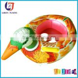 Inflatable Baby Seat Ring,Inflatable Mandarin Duck Seat Ring,Baby Inflatable Seat Ring,Water And Beach Items