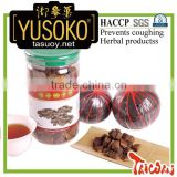 New Premium TASUYO Grapefruit Herbal YUSOKO Cough herbal medicine Tablet Mint Candy Cough Syrup