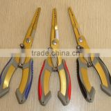 Multi-purpose Stainelss Steel Split ring plier 160mm