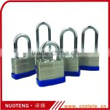 Keyed alike and Master Key Laminated Steel Padlock