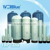 FRP water filter tank ( HDPE Liner , FRP Filament winding)