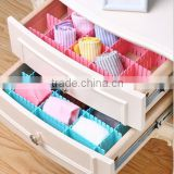 adjustable drawer organizer / storage drawer divider / Plastic drawer dividers