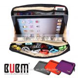 BUBM HOT SELLING Various Colors 9.7 inch Tablet Case WHOLESALE nylon storage bag
