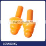 Hearing protection soft PU sleeping ear plugs wholesale