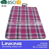 New Promotional Custom Waterproof Funky Picnic Blanket