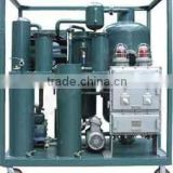 LV lubrication oil purifier machine