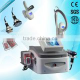 Skin Lifting 4 In 1 RF Cryo Vacuum Liposuction Fat Freezing Machine Cryolipolysis Machine 3.5