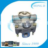 High quality Wabco auto bus parts air brake relay valve 3527-00006