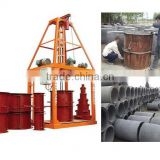 SY1000 concrete drain tube, pipe making machine for urban construction