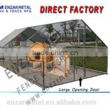 2m x 3m Walk In Dog Kennel Pen Run Outdoor Exercise Cage