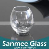 Supplies Wholesale Glassware 6oz Shot Glass shaped shot glass Mine Wine Glass Shot Glass