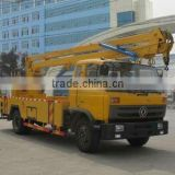 20M high altitude working truck with lift crane
