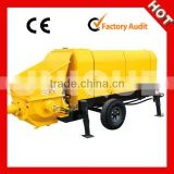 Hot Sale HBT60S-9-75 Trailer Mounted Concrete Pump