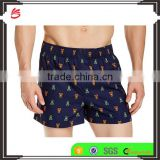 Hot sale custom design Breathable Shorts men's seamless Boxer Briefs Brands polyester boxers custom underwear