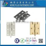 Taiwan Steel Stainless Steel Furniture Accessory door cabinet hinge