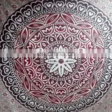 100% Cotton Material and Mandala Tapestry Design Hippie Hippy Mandala Tapestry