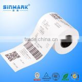 SINMARK stock lot thermal paper 80mm thermal paper rolls