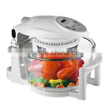 Top Seller! Multifuctional 12L 1400w Halogen convection oven