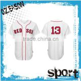 wholesale blank white softball / baseball jersey for ballgame for sale                                                                         Quality Choice