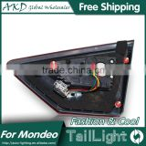 AKD Car Styling Tall Lamp for Mondeo DRL New Mondeo LED DRL 2016 Mondeo LED Tail Light Good Quality LED Fog lamp