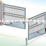 OKM electronic gate motors, remote control gate system, automatic gate system, dual swing gate opener
