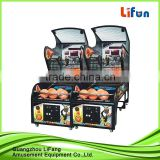 Popular indoor sport street basketball shooting arcade game machine luxury basketball game machine