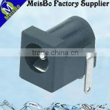 Male micro type 1 pin dc power jack plug in a hot