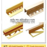 Carpet Edge Sealing Strip wholesale, Laminated Edge Strips From GDY carpet to floor transition