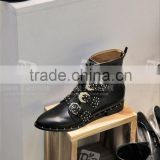 New coming trendy style boot women shoes with good price