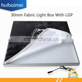 New arrival aluminum extrusion frame led2835 lightbox                                                                         Quality Choice